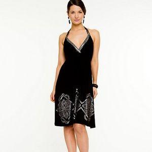 Halter Strapless Dress